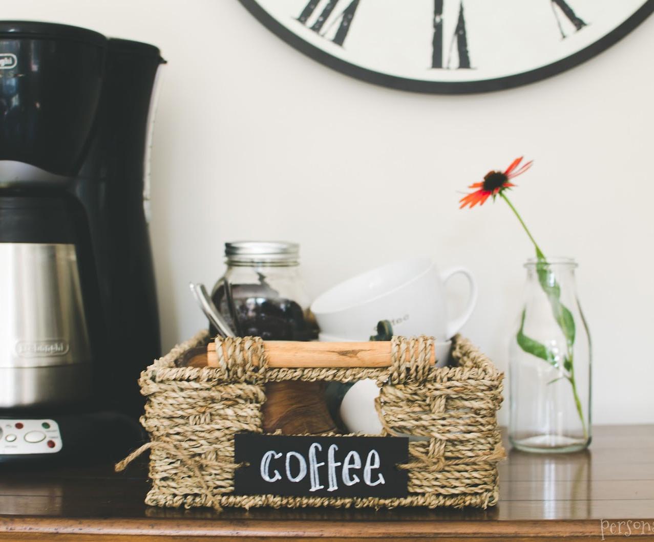 Café organizado
