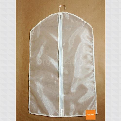 Capa  protetora para Terno/Blazer com Zíper