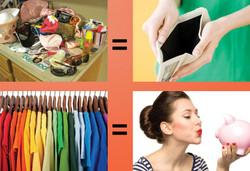 desorganização custa caro