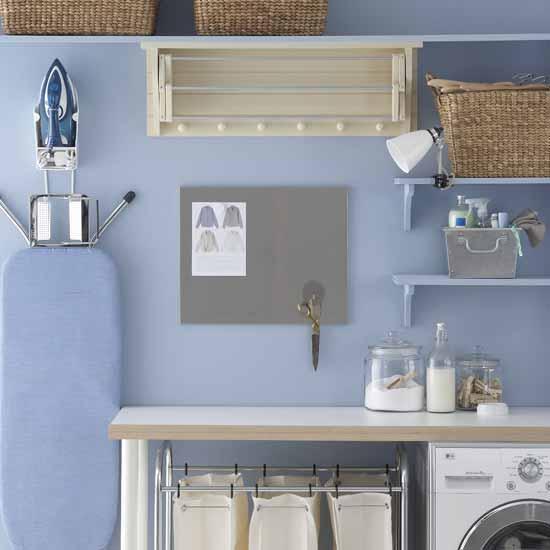 organização de lavanderia parte2