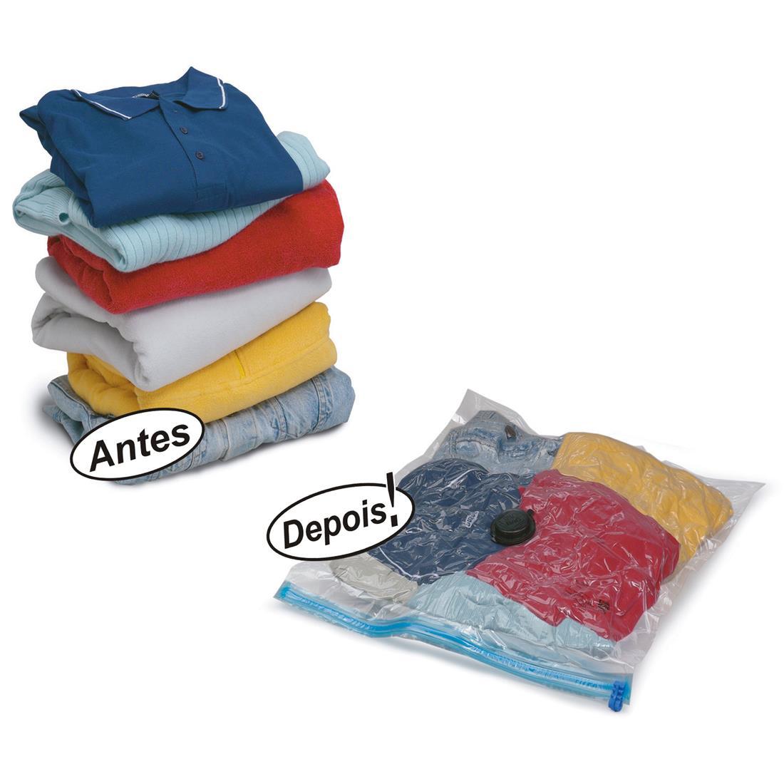 plástico à vácuo antimofo
