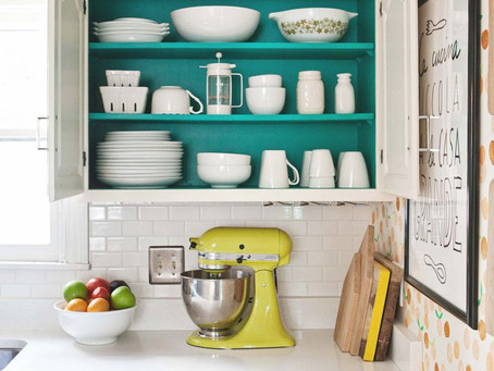 5 dicas infalíveis para organizar a cozinha e ter tudo à mão