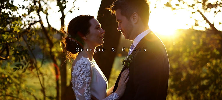 Aspect Cissbury Barns  Georgie & Chris -