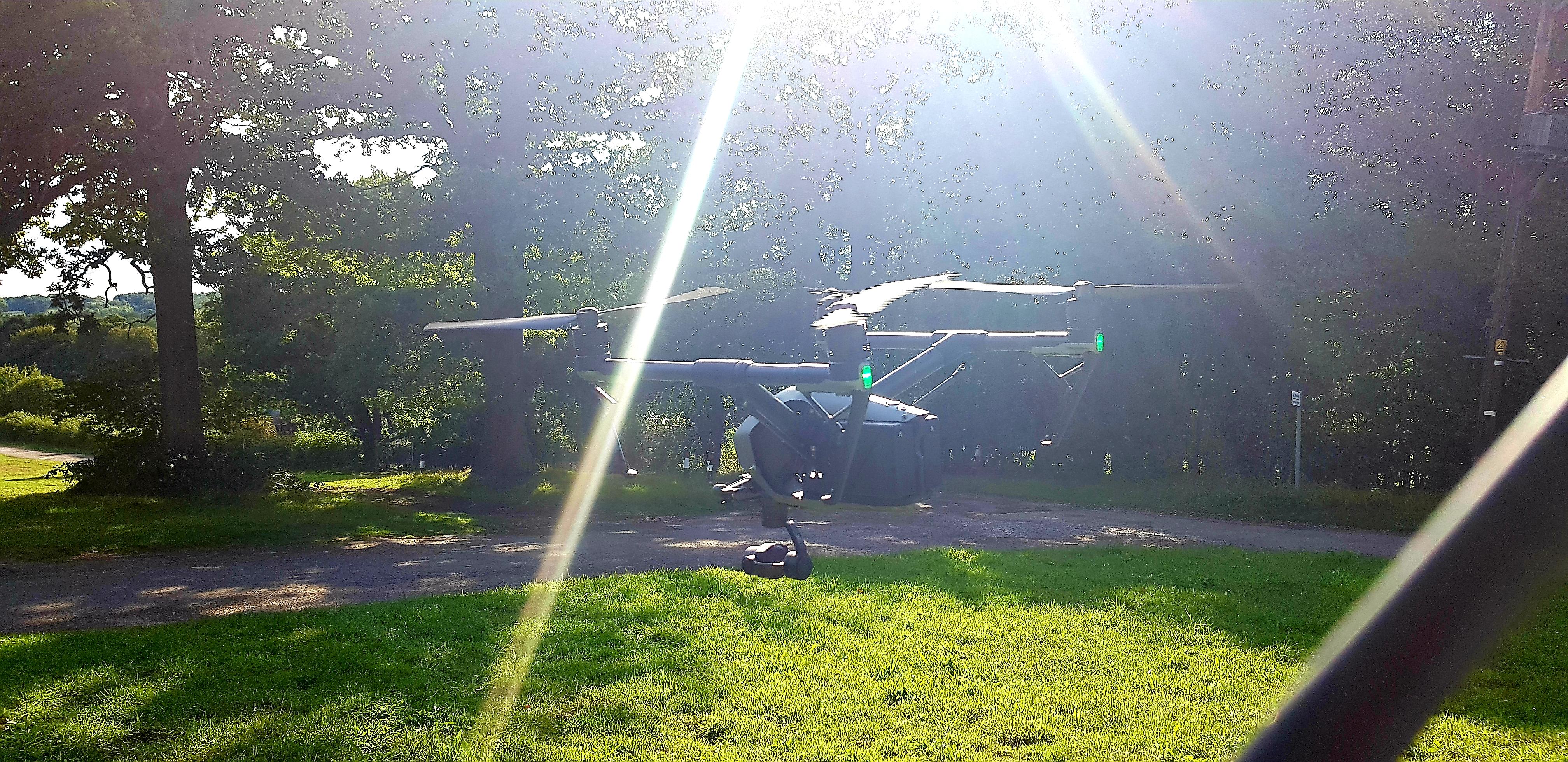 Wedding Drone Inspire 2