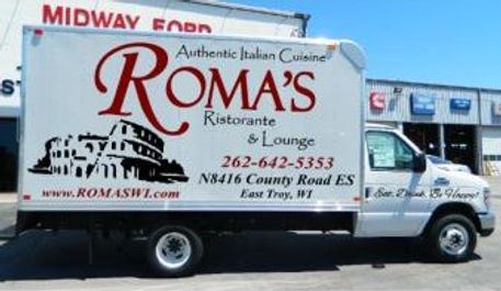 romas,restaurant,east,troy,wi.bars,volleyball,leagues,banquet,hall,weddings,receptions,lounge,drink,specials,food,delivery,catering