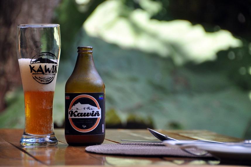 Ecolive Donald's Cerveza Kawin