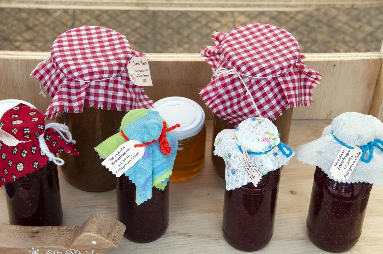 Raspberry Jam & Honey