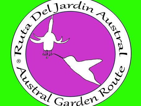 La Ruta del Jardín Austral ahora tiene un Logo