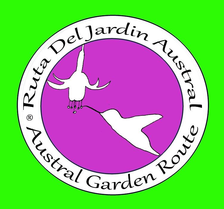 La Ruta del Jardín Austral ahora tiene un Logo por le caretera austral