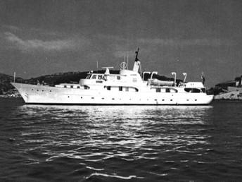 Life At Sea 1971-1979