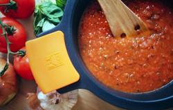 Preparing Lasagna