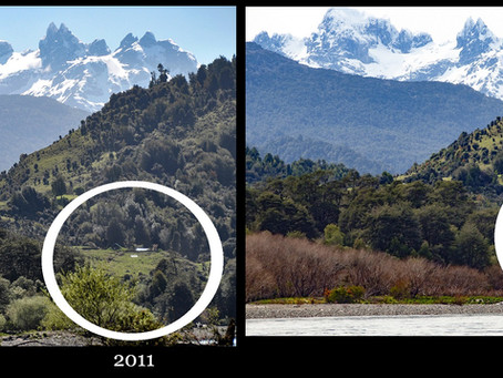 Our Changing Landscape / Nuestro Paisaje Cambiante