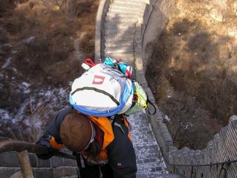 The Great Wall of China/La Gran Muralla China