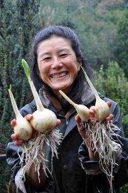 Konomi & Chilean Garlic