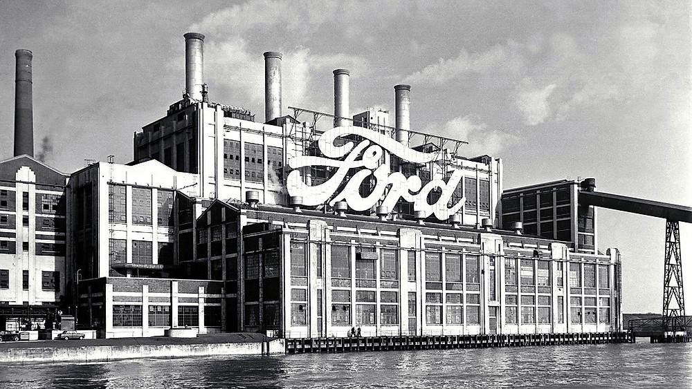 Ford Manufacturing Plant, Dagenham
