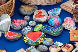 Happy Painted Rocks