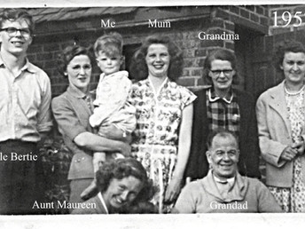 Early Years 1954-1971
