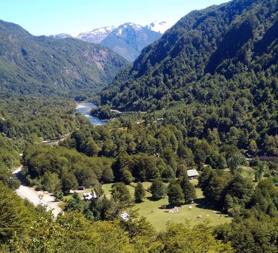 Refugio Rio Cisnes and the Carretera Austral
