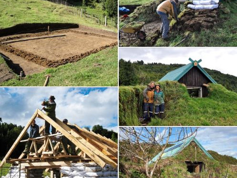 How we Built our Home - Cómo construimos nuestra casa