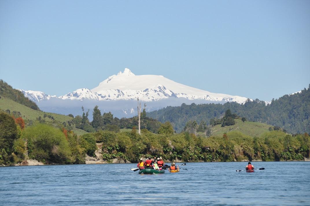 Rafting/Kayaking the Rio Palena