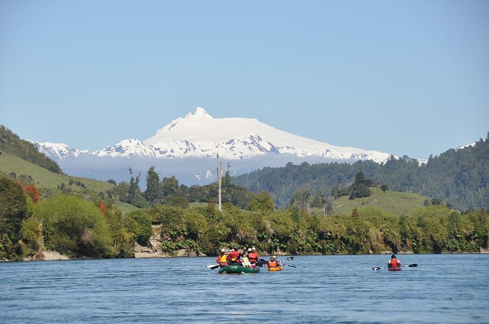 Rafting y Kayak en el río Palena