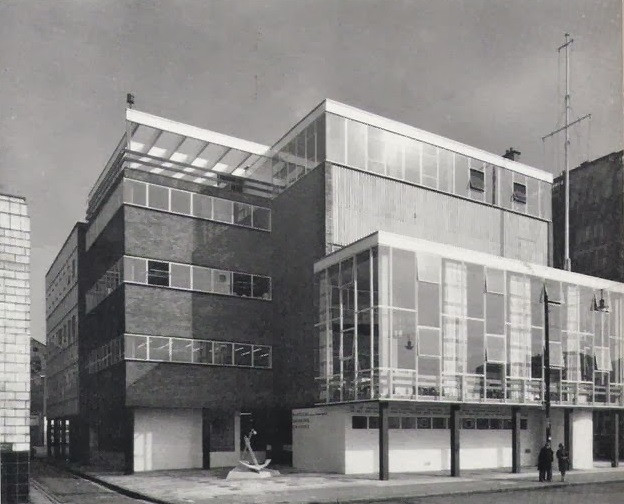 The Nautical catering College, Canning Street, Liverpool
