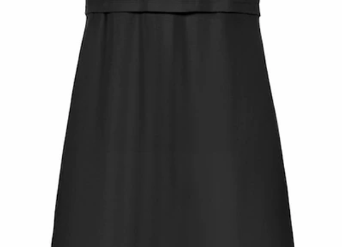 Scoop-neck short sleeved