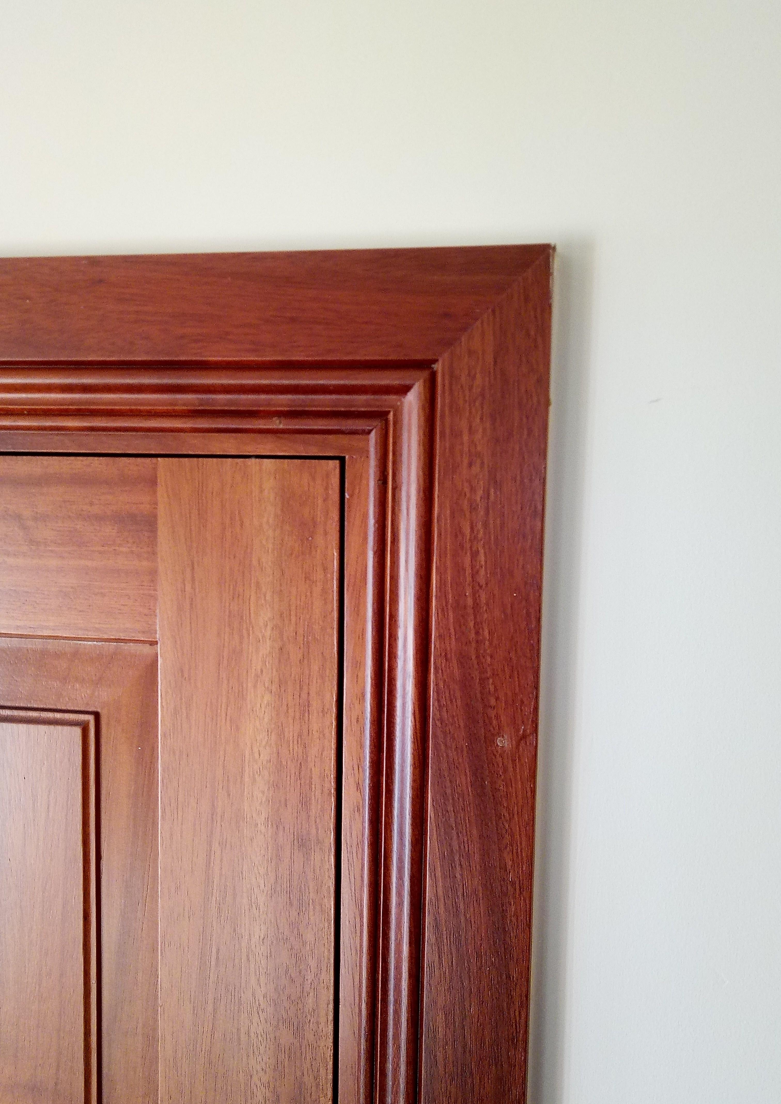 Drzwi machoniowe