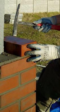 Murowanie z klinkieru Tarnów