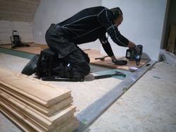podłogi z drewna litego