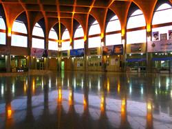 イスファハン鉄道駅