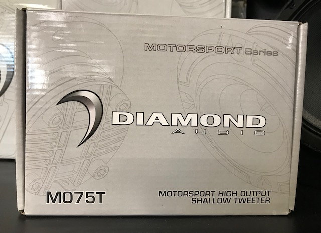 Diamond M075T Shallow Tweeter