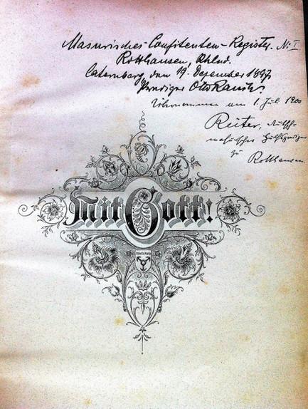 2016-2017 Jubiläumsjahr 500 Jahre Reformation