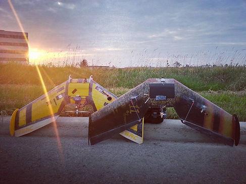 TBRC Reflex 38 - The best FPV race wing