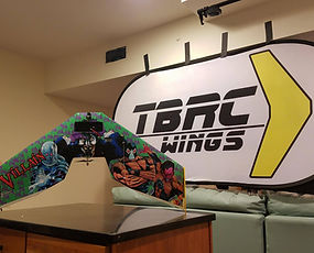 TBRC Apex, 700mm flying wing, fast, small, nimble, agile, amazing. Mini Race Wing. Miniracewing