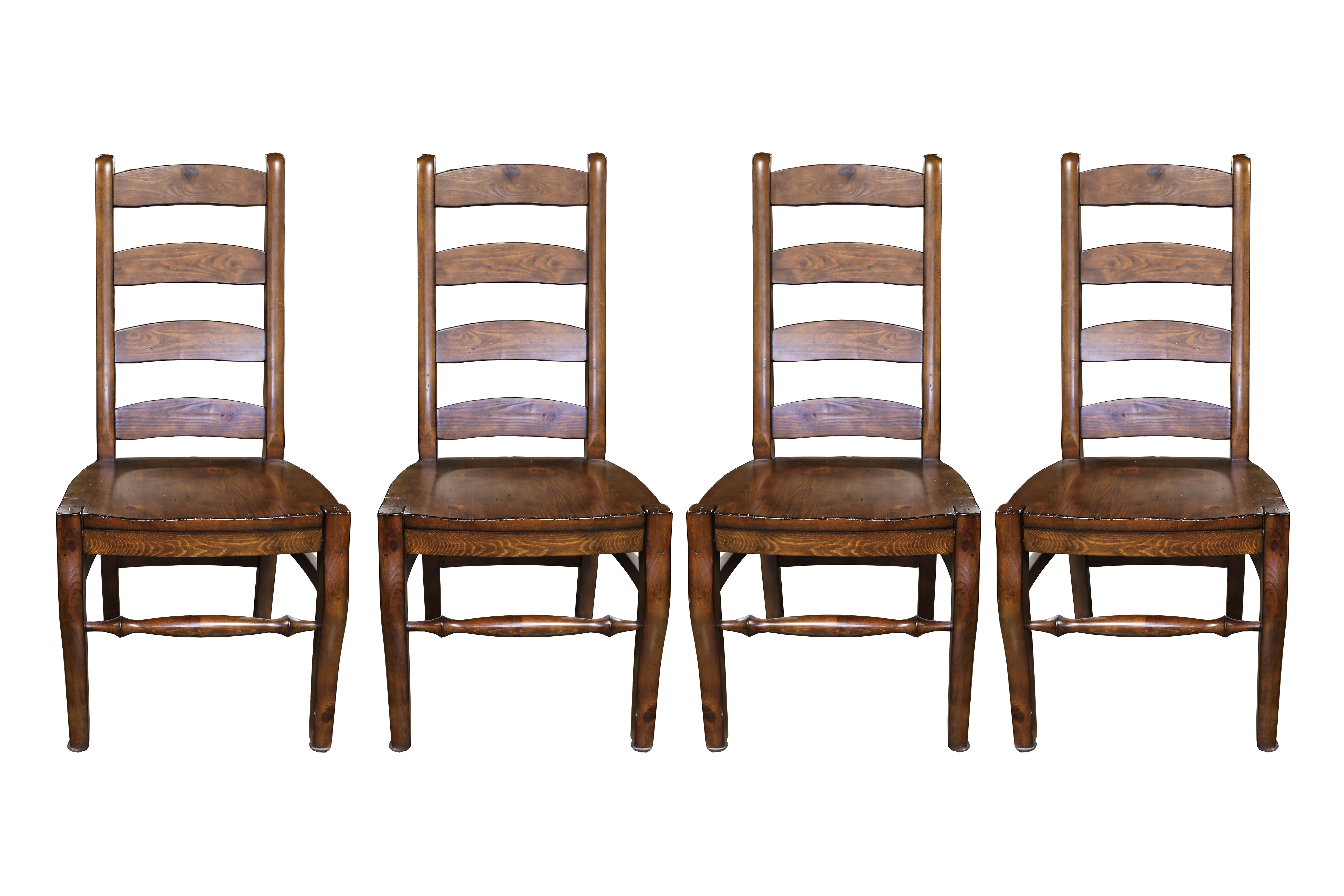 Pottery Barn Dining Chairs (RT: $800)