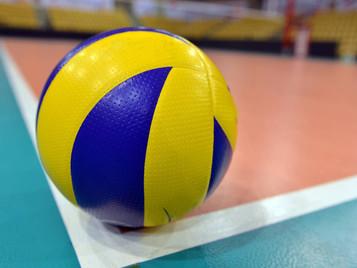 Районные соревнования по волейболу!