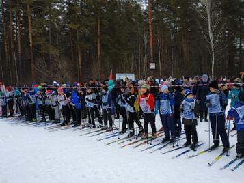 «Лыжня России  - 2021»
