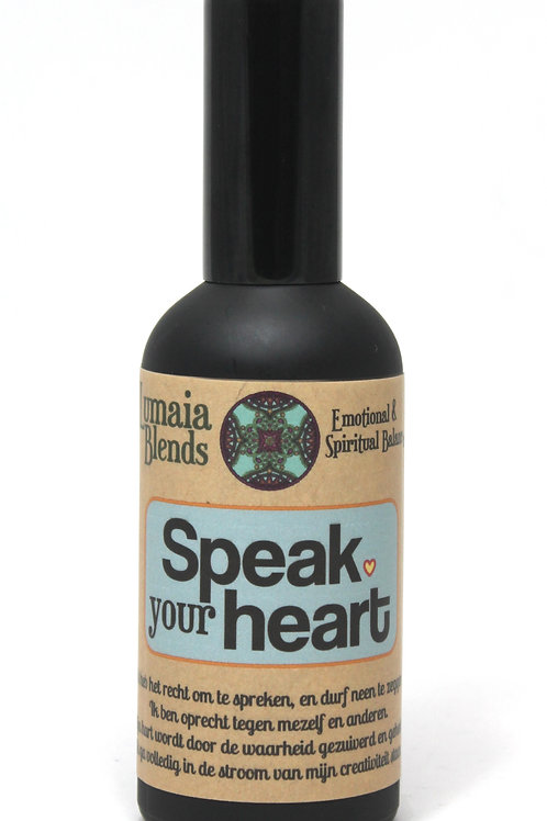 Speak Your Heart sPray