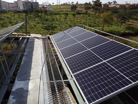 Energia Solar - Chácara Residencial