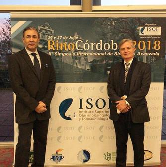 Simpósio Internacional Rinologia avançada - RinoCordoba 2018