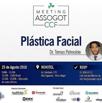 Associação Gaucha de Otorrinolaringologia e Cirurgia Cérvico-Facial
