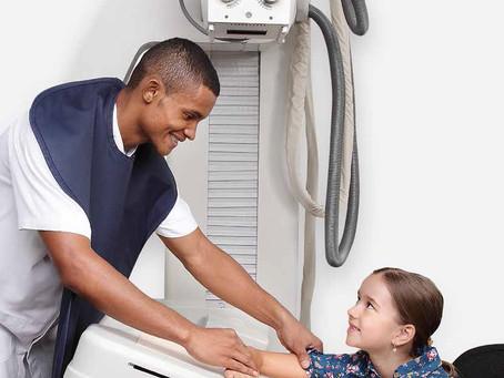 DR Compact Pendulum Equipamento de Radiografia Digital