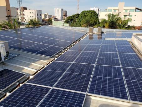 Energia Solar - Delta Imóveis e Administração Ltda - Filial