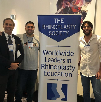 IMRHIS 2018 - 2º International Meeting of Rhinoplasty Societies