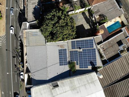 Energia Solar - Delta Imóveis e Administração Ltda – Matriz
