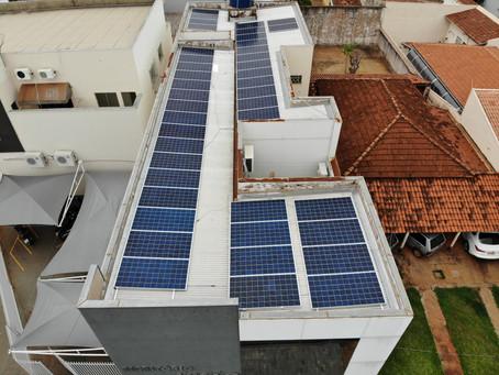 Energia Solar - Escritório de Contabilidade Visão Ltda