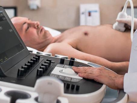 Sistema de ultrassom Philips EPIQ 7