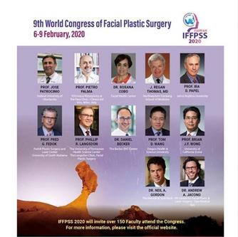 9º Congresso Mundial de Cirurgia Plástica Facial