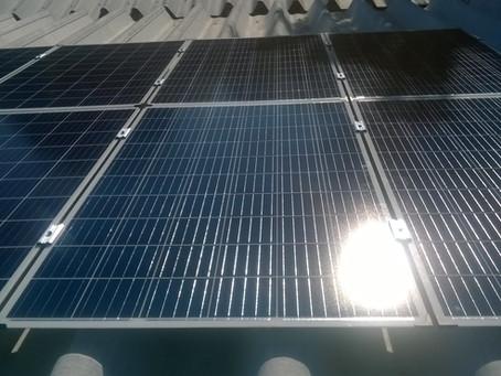 Energia Solar Residencial - Mansões Aeroporto (Porto)